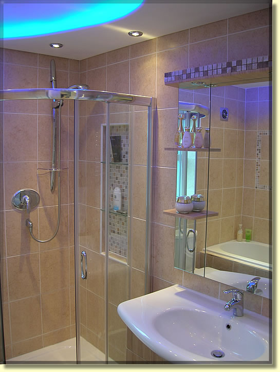 Photos examples of specialist bathroom installations in for Bathroom examples