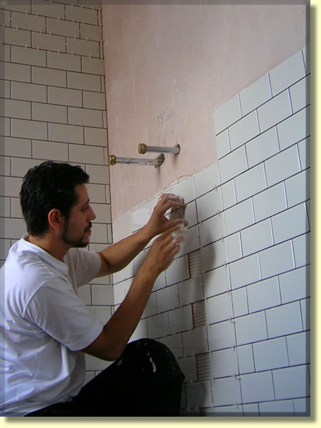 Specialist Bathroom Tiler In Belfast Makes A Bathroom Tiling Design Seem  Effortless